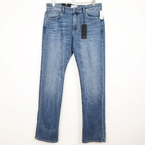 DL1961 Avery Modern Straight Jean   34x34